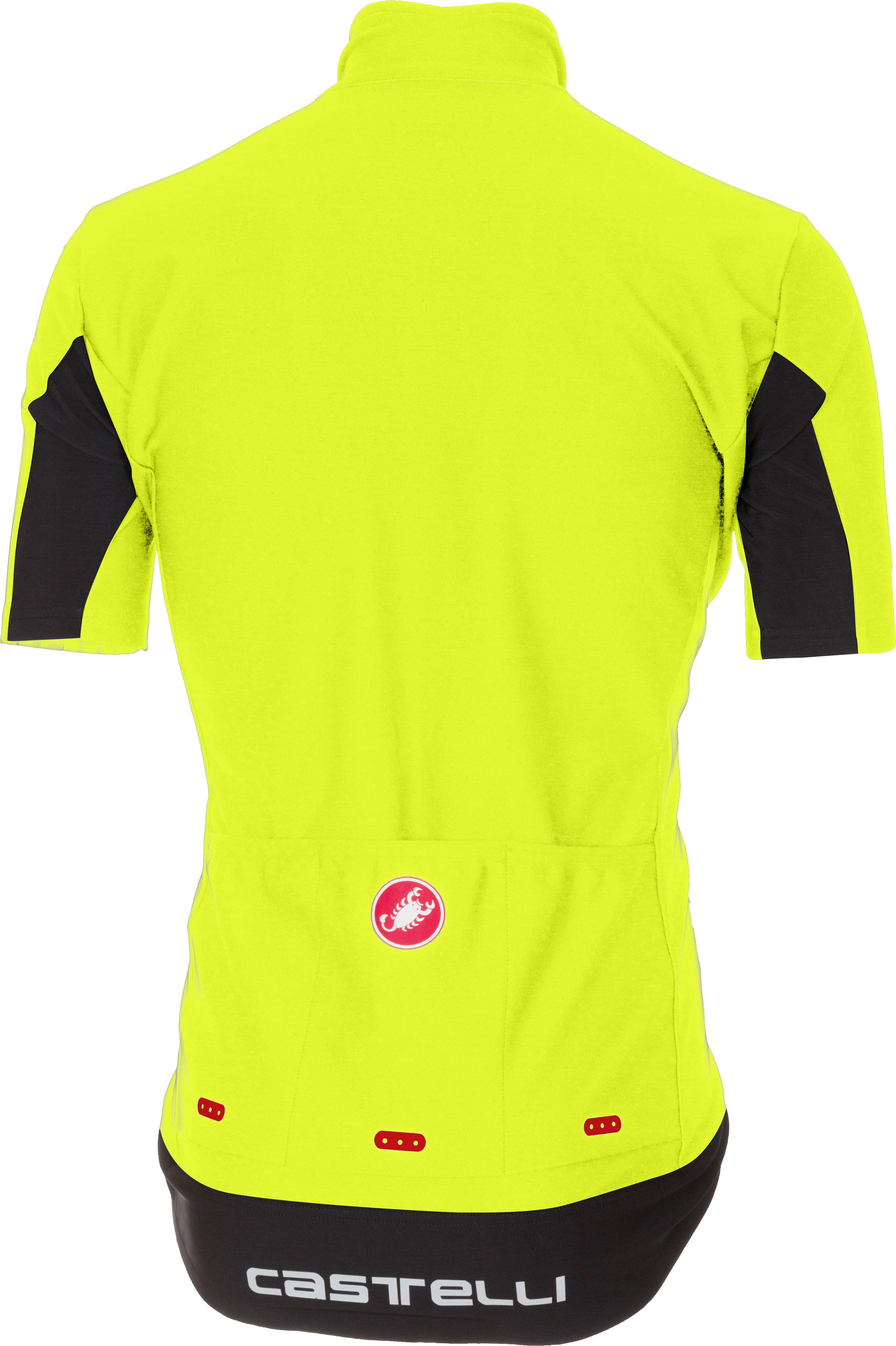 Castelli Gabba 3 Bike Jersey Shortsleeve Men yellow at Bikester.co.uk b7eef452a
